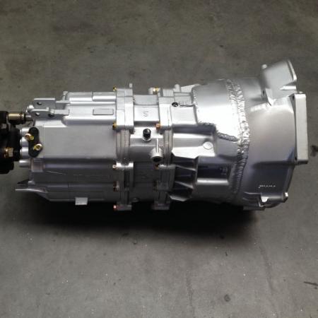 BMW E39 M5 Getriebe mit S38 Glocke