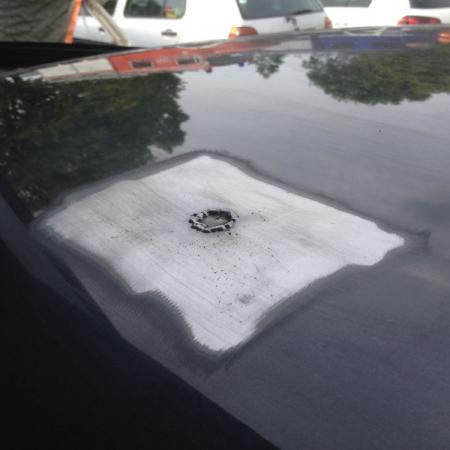 Dach verzinnen BMW E34
