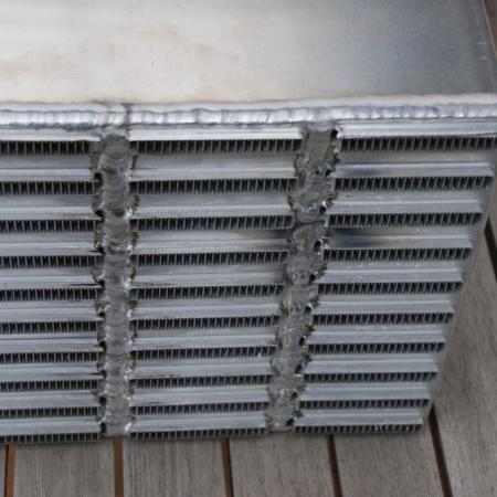 Ladeluftkühler Luft/Luft