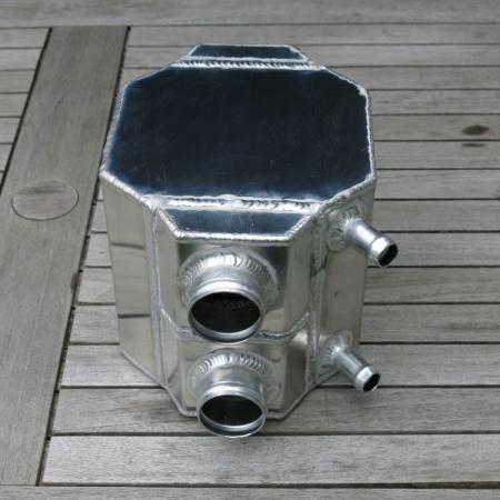 Ladeluftkühler Wasser/Luft